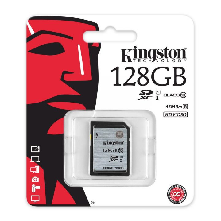 kingston 128gb